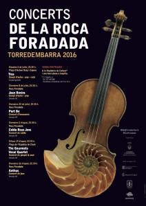 Cartell Roca Foradada 2016 WEB